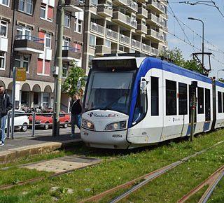 Light rail: terug van weggeweest