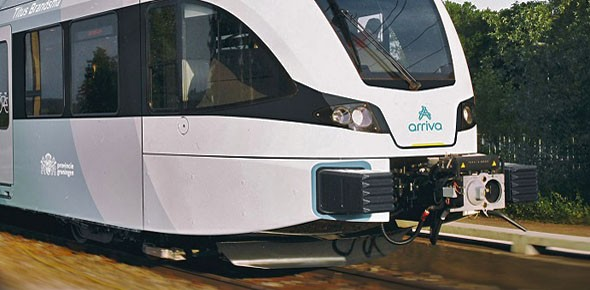 Arriva krijgt na twintig jaar opgefrist logo