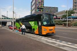 Flixbus: overname Eurolines nabij