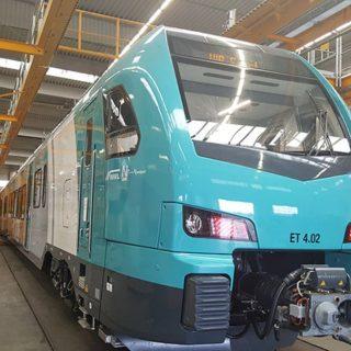 Eerste trein voor Hengelo – Bielefeld gereed