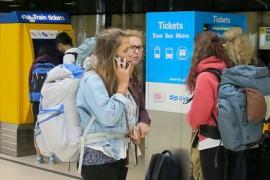 Toeristenkaartjes Amsterdam slaan aan