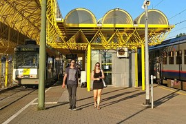 Mee met de langste tramlijn ter wereld