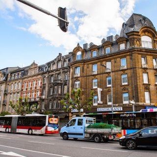Autoverslaafd Luxemburg zet in op tram