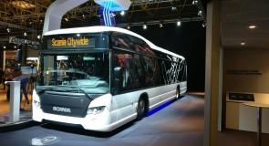 Scania presenteert eerste elektrische bus