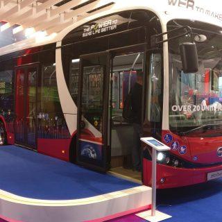 BYD bouwt 21 bussen voor N-Holland Noord