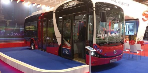 BYD bouwt 21 bussen voor Noord-Holland