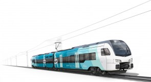 Arrivatrein is start van nieuwe Stadler-lijn