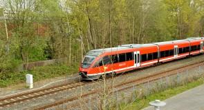 Gemeenten willen trein Zwolle–Münster