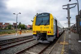 Vlaanderen financiert mee in spoor