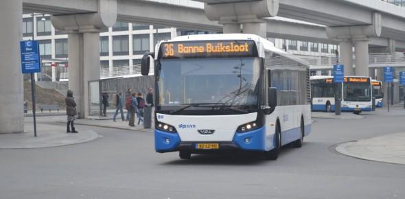 GVB start tender 31 elektrische bussen