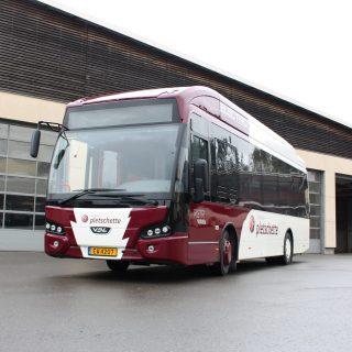 VDL levert e-bussen aan Luxemburg