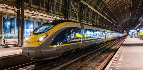 Eurostar start op 4 april in één richting