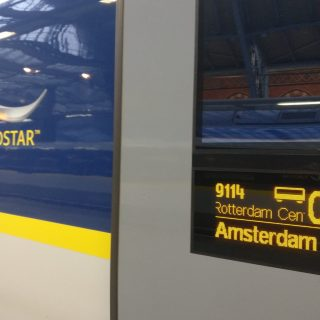 Amsterdam-Londen voer voor bureaucraten