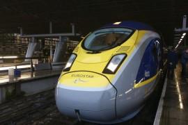 Eurostar concurreert met het vliegtuig