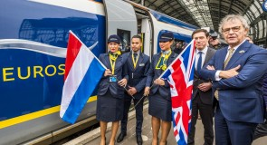 Tickets Londen–Amsterdam gaan hard