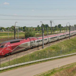 Thalys: Charles de Gaulle in plaats van Lille