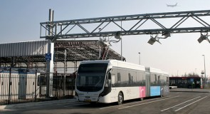 AML wacht mega-introductie e-bussen