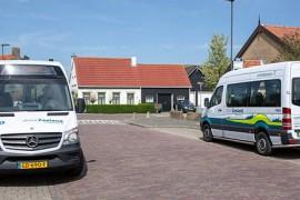 Aangepaste buurtbussen mogen weer rijden
