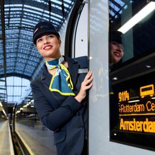 Eurostar mikt op de vliegers