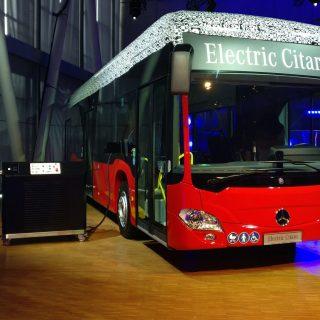 Mercedes presenteert elektrische Citaro