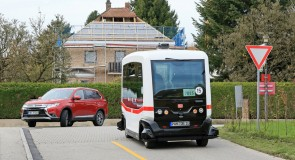 DB breidt proef met zelfrijdende auto uit