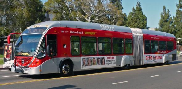 Ov-bedrijf LA eregast Transport Publics