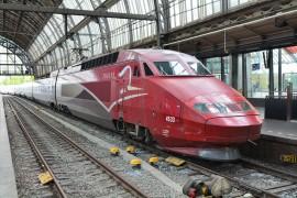 Drie kwartier sneller in Lyon met Thalys