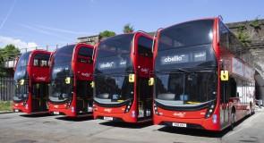 Londen krijgt 16 hybride dubbeldekkers