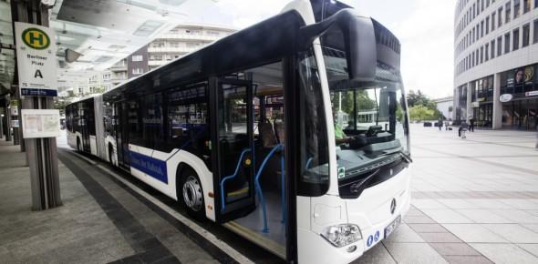 Mega-order voor Berlijn: 950 Citaro-bussen
