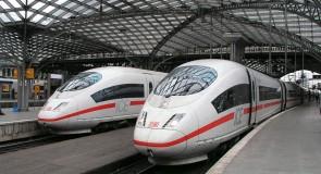 Werk aan de winkel voor internationale trein