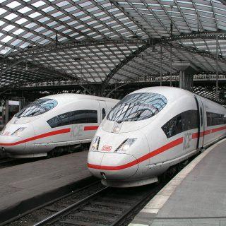 Lagere treinkosten in Duitsland door BTW