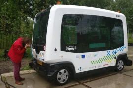 MRDH: automatisch vervoer moet veilig