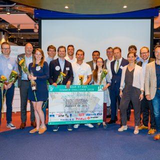 'Wachtverzachter' wint Summer Challenge