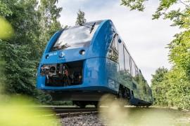 Waterstoftrein toegelaten tot Duits spoor