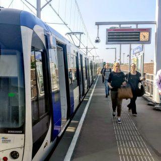 RandstadRail nu hét voorbeeld van light rail