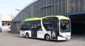 21 e-bussen rijden al in N-Holland Noord