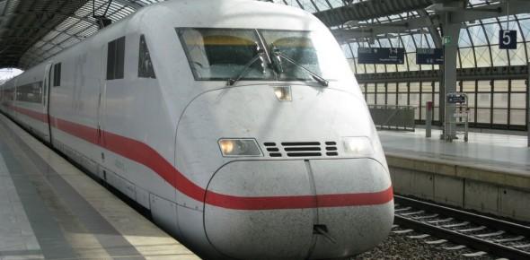 NS rijdt eenmalig sneller naar Berlijn