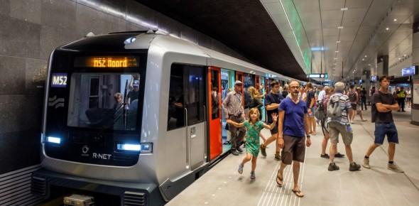 Veertig klachten over Amsterdams ov-net