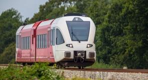 Extra Arriva-trein bij vertraging veerboot