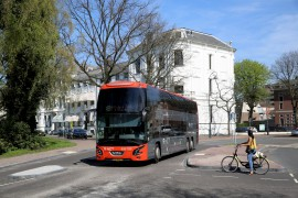 Kwaliteit busvervoer stijgt in Noord-Holland