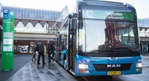Bussen rijden zoals beoogd in Almere