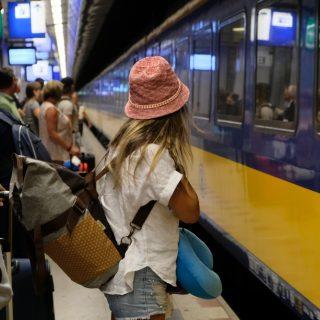 Station A'dam Zuid als het nieuwe Schiphol