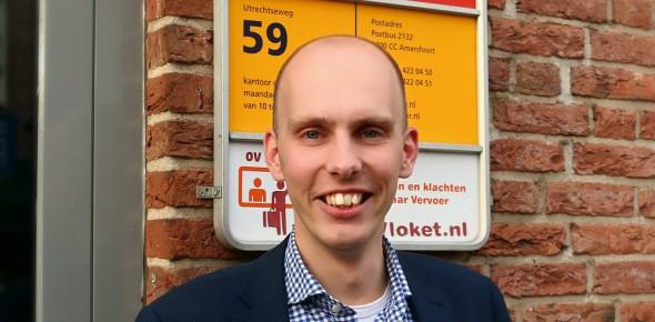 'Ov-kenner' Freek Bos nieuwe directeur Rover