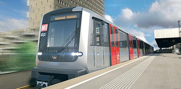 Contract getekend voor metro's GVB