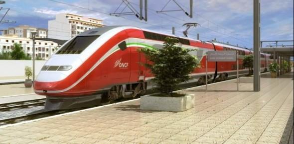 Eerste Afrikaanse TGV in gebruik