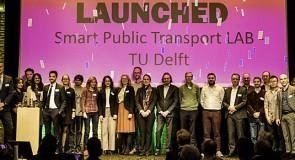 Smart Public Transport Lab geopend