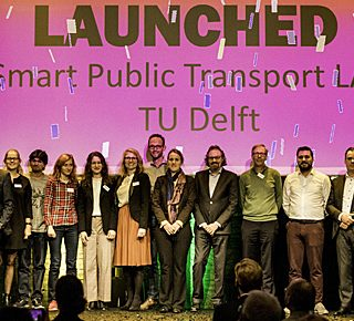 Smart Public Transport Lab geopend