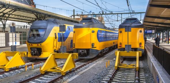 Drenthe eist stop van snelle Intercity