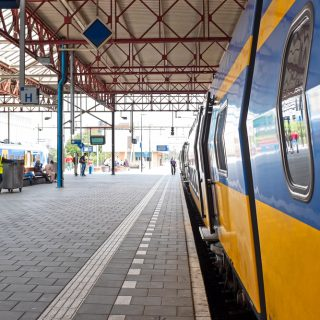 Den Haag lift mee op trein naar Düsseldorf