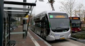 In 2025 rijdt driekwart van bussen elektrisch